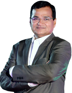 Mr. Kaluram Sabale - CEO